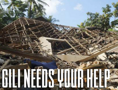 This is how you can help the people of Gili Air