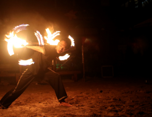 A quick history of fire dancing