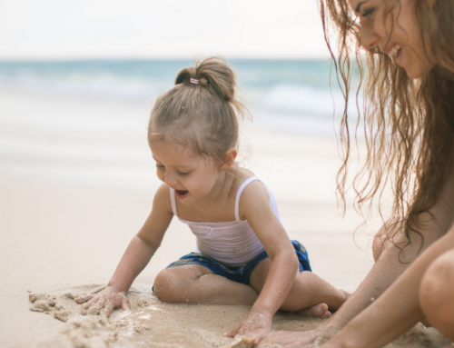 10 things to do with your kids at the beach